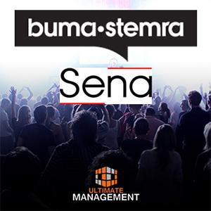 Buma-Stemra en Sena administratie