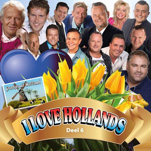 I Love Hollands 6 (Front)