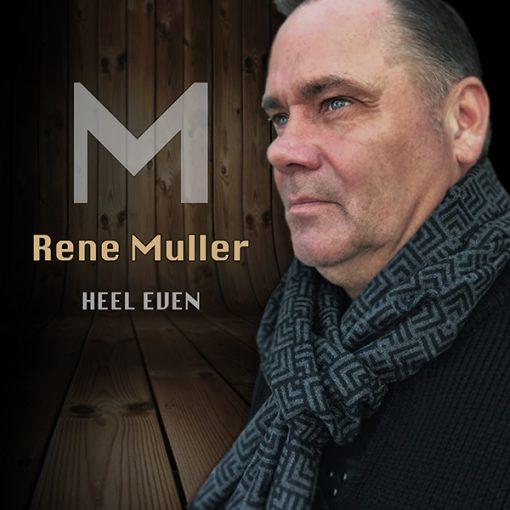 Rene Muller - Heel even (Front)