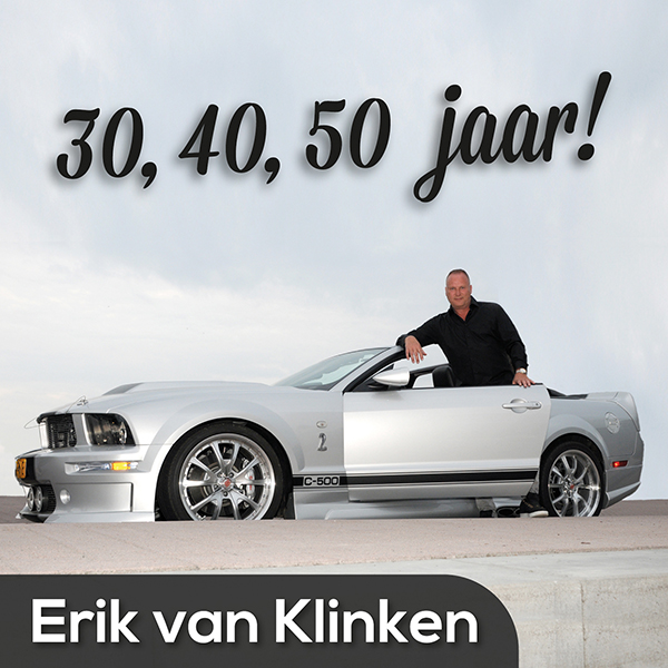 Erik 40 Jaar Filmpje