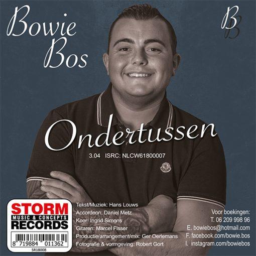 Bowie Bos - Ondertussen (Back)