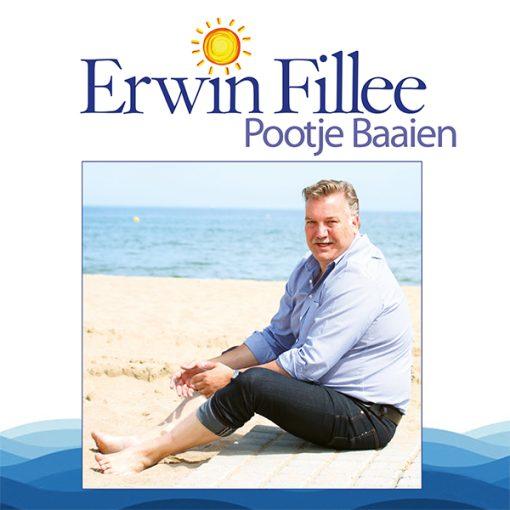 Erwin Fillee - Pootje Baaien (Front)