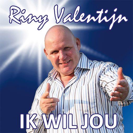 Riny Valentijn - Ik wil jou (Front)