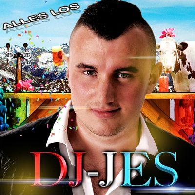 DJ JES - Alles los (Front)