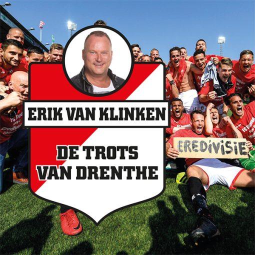 Erik van Klinken - De trots van Drenthe (Front)