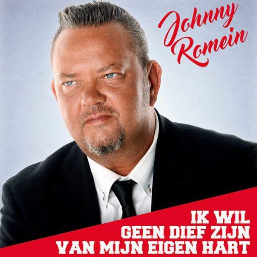 Johnny Romein - Dief van m'n eigen hart (Front)