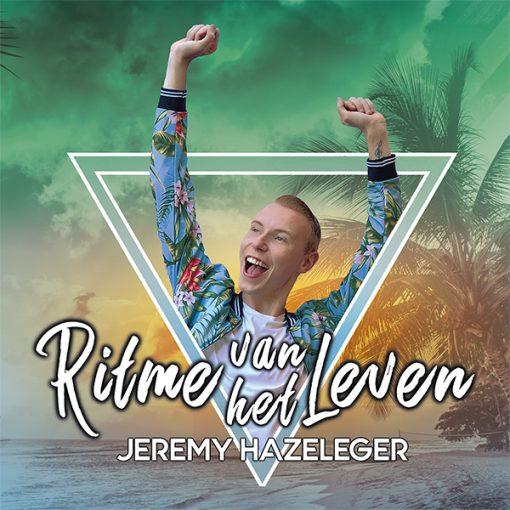 Jeremy Hazeleger - Ritme van het leven (Front)