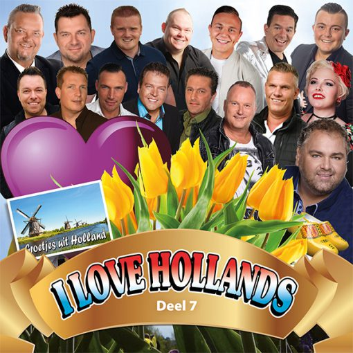 I Love Hollands 7 - Front