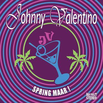 Johnny Valentino - Spring maar (Front)