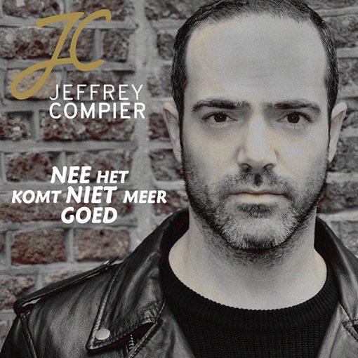 Jeffrey Compier - Nee het komt niet meer goed (Front)