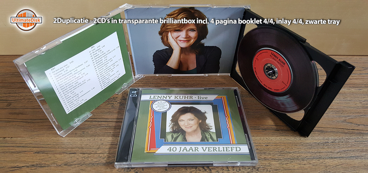 2CD-album-4p-4-4-Lenny-Kuhr-Duplicatie