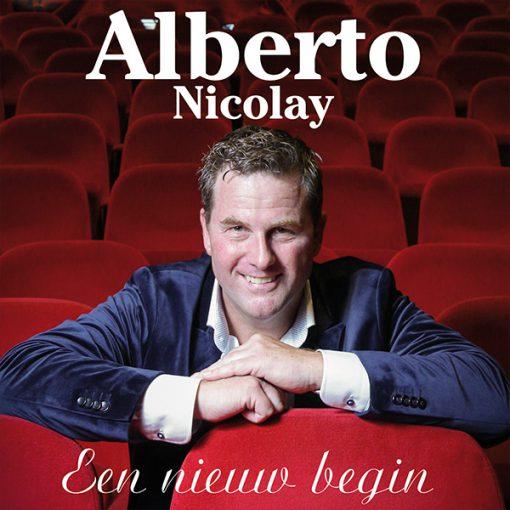 Alberto Nicolay - Een nieuw begin (Front)