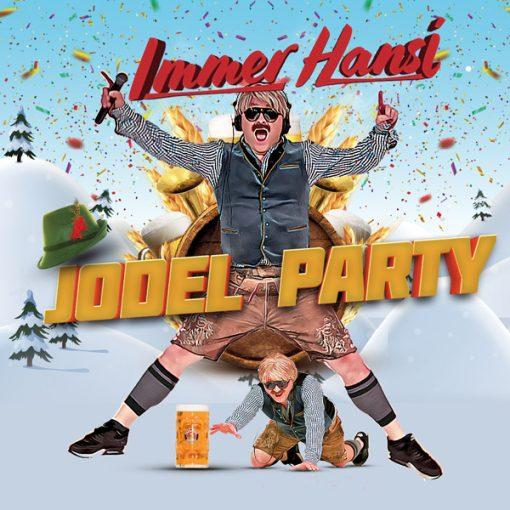 Immer Hansi - Jodel Party (Front)