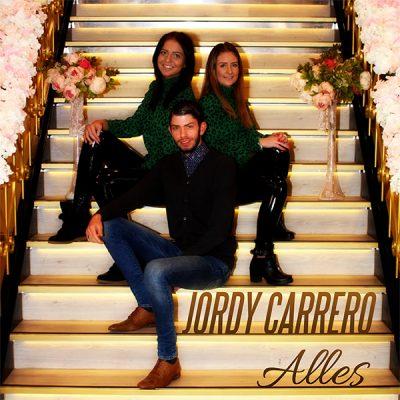 Jordy Carrero - Alles (Front)