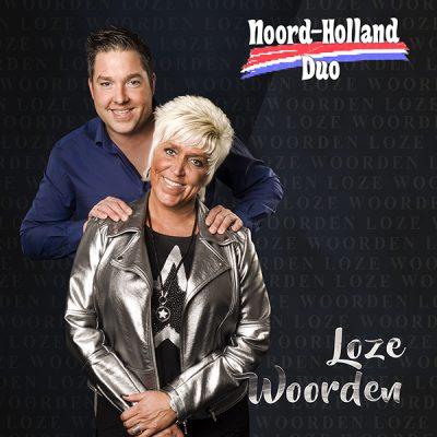 Noord-Holland Duo - Loze woorden (Front)