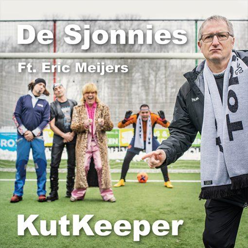 De Sjonnies ft. Eric Meijers - KutKeeper (Front)