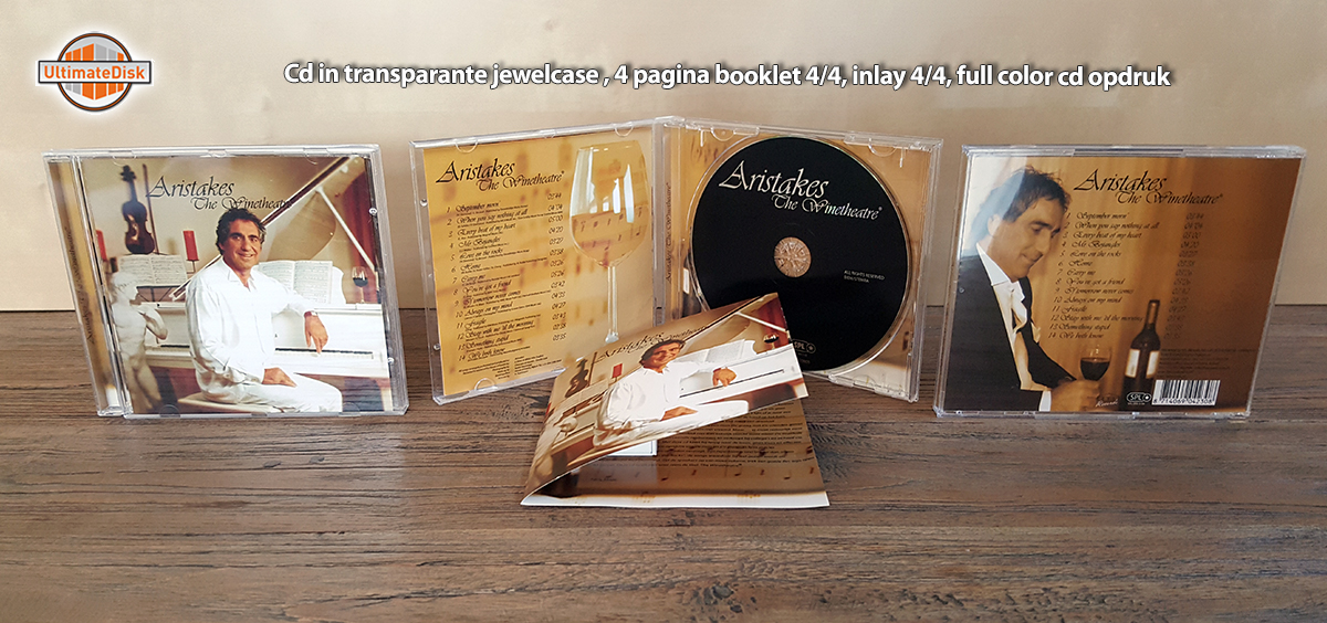 4p albums, 4-0 - Aristakes