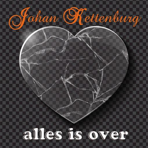 Johan Kettenburg - Alles is over (Front)