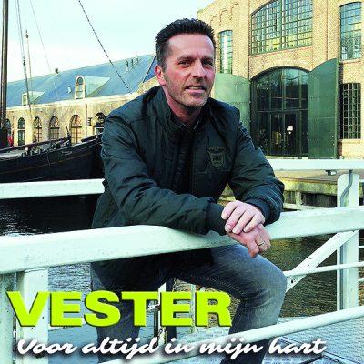 Vester Weert - Voor altijd in mijn hart (Front)