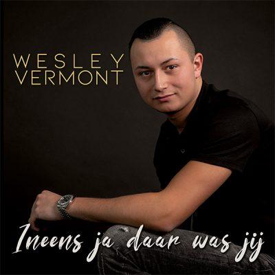 Wesley Vermont - Ineens ja daar was jij (Front)