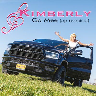 Kimberly - Ga mee (op avontuur) (Front)