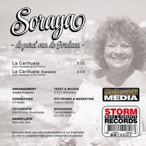 Soraya - La Carihuela (Back)