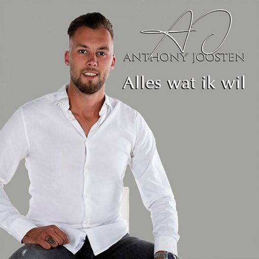 Anthonie Joosten - Alles wat ik wil (Front)
