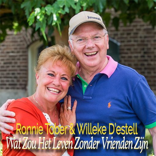 Ronnie Tober & Willeke D'estell (Front)