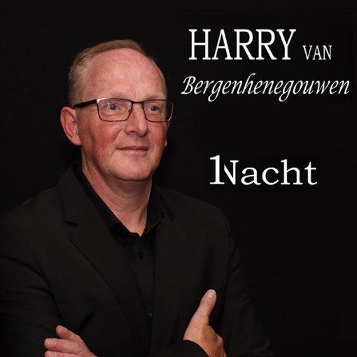 Harry van Bergenhengouwen - 1Nacht (Front)