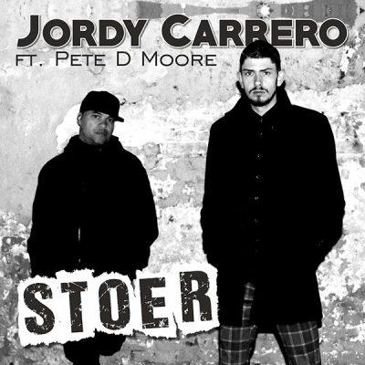 Jordy Carrero - Stoer (Front)