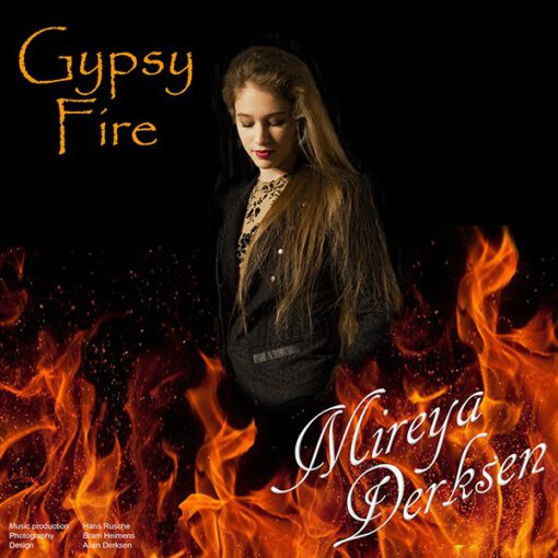 Mireya Derksen - Gypsy Fire (Back)