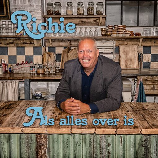 Richie - Als Alles Over Is (Front)