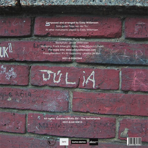 Eddy Willemsen - Julia (Back)