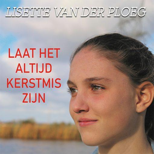 Lisette van der Ploeg - Laat het altijd Kerstmis zijn (Front)