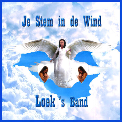 Loeksband - Je stem in de wind (Front)