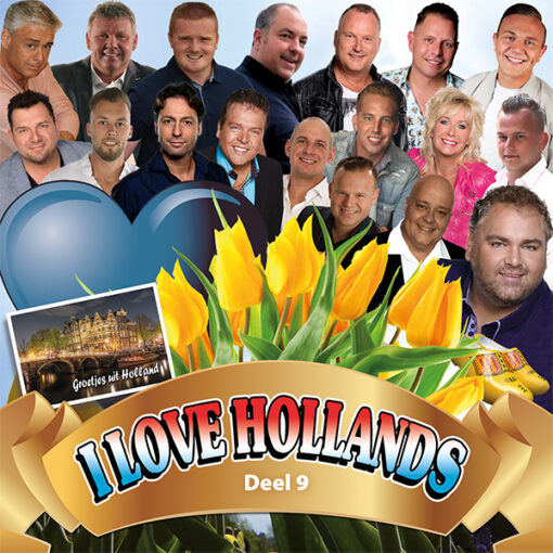 I Love Hollands - Deel 9 (Front)