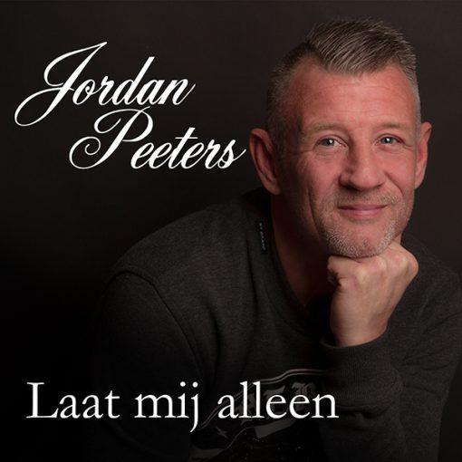 Jordan Peeters - Laat mij alleen (Front)