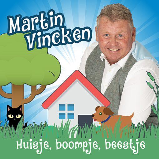 Martin Vincken - Huisje, boompje, beestje (Front)