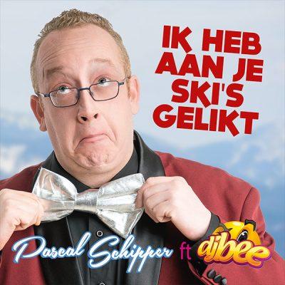 Pascal Schipper ft DJ Bee - Ik Heb Aan Je Ski's Gelikt (Front)