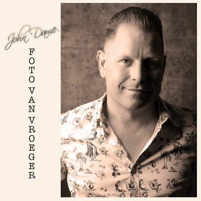 John Dame - Foto van vroeger (Front)