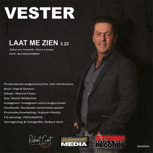 Vester - Laat me zien (Back)