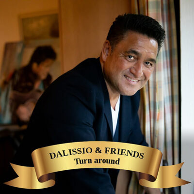 Dalissio & Friends - Turn Around (Front)
