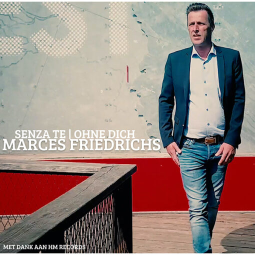 Marces Friedrichs - Senza te (Front)