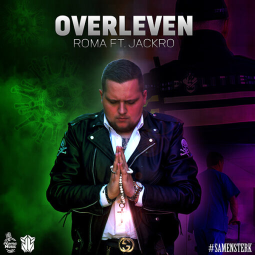 Roma ft Jackro - Overleven (Front)