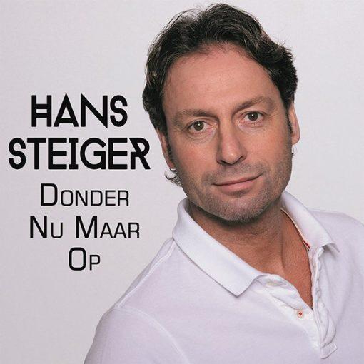 Hans Steiger - Donder nu maar (Front)