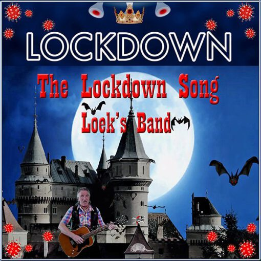 Loeksband - The Lockdown Song (Front)