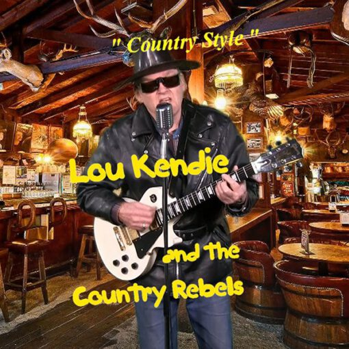 Lou Kendie - Country Style (Front)