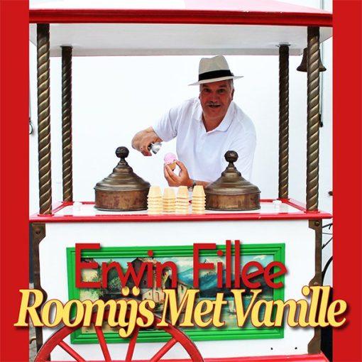 Erwin Fillee - Roomijs met vanille (Front)