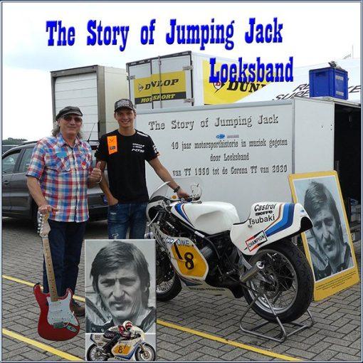 Loeksband - The Story of Jumping Jack (Front)