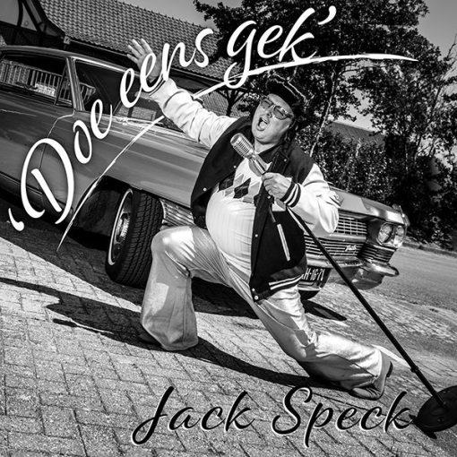 Jack Speck - Doe eens gek (Front)